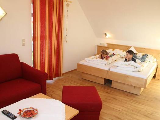 Schlafzimmer Sternengucker
