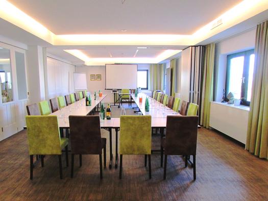 Seminarraum Penzenstein (© Hotel Weiss***)
