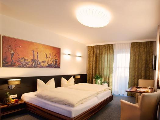 Doppelzimmer Hotel Blumauer
