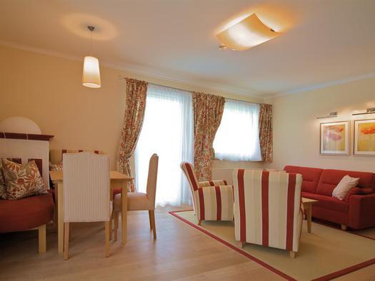 Schwalbennest-Suite-Schlafzimmer