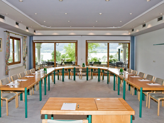Seminarraum Attersee Hotel Bramosen (© Hotel Bramosen)