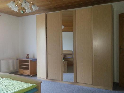 Bedroom (© Ferienwohnung Anna & Wilhelm Ebner)