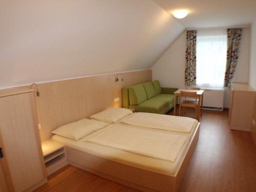 Jugendgästehaus Doppelzimmer. (© Jugendgästehaus)