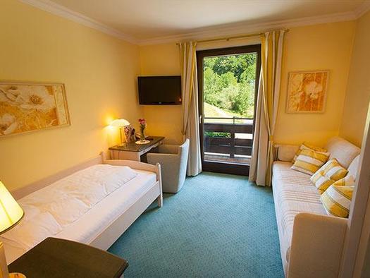 Hotel Seewinkel Fuschl am See Einzelzimmer (© Hotel Seewinkel)