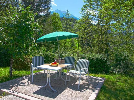 Terrasse (© Ferienhaus Mountain View)