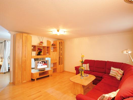 Juniorsuite 740 Wohnzimmer