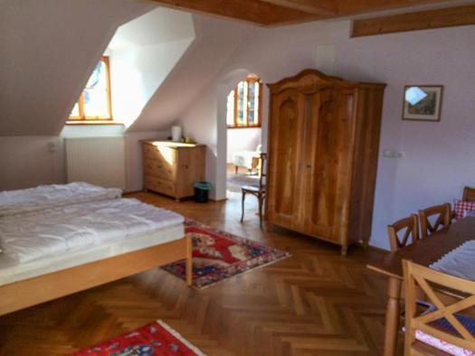 Suite - Salettl 2 (© Schweizerhof am See)