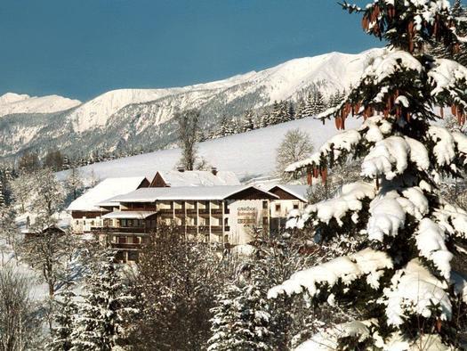 Hotel Winteransicht