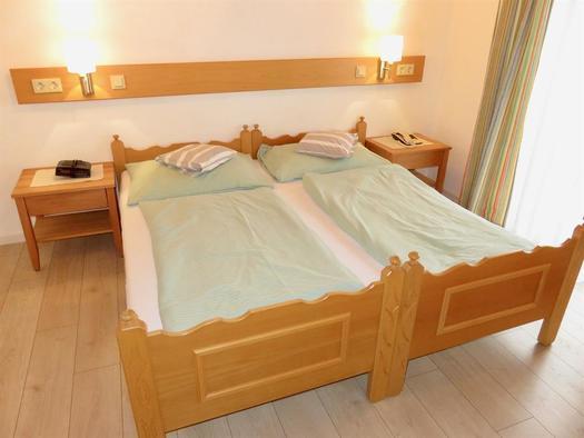 Doppelbettzimmer (© Berghof Sturmgut)