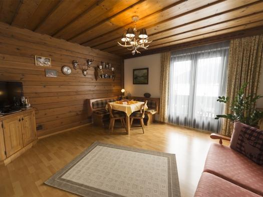 Rosswiese Zimitzblick Wohnzimmer. (© Franz Laimer)