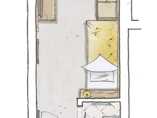 Room plan `Seerose`