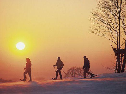 Silvester_Schneeschuhwandern