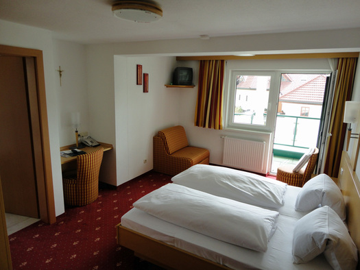 Doppelzimmer Superior Hotel Alpenblick Attersee am Attersee (© Hotel Alpenblick/Hanes Seiringer)