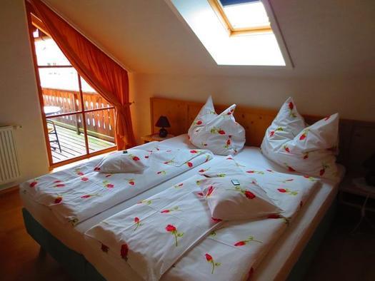 Schlafzimmer (© Sportlerhof)