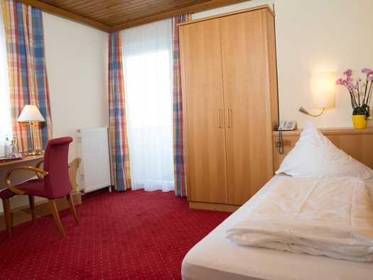 single room (© Hotel Haberl)
