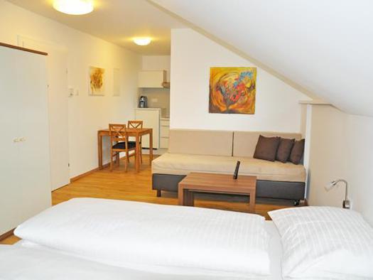 Apartment, Rohlstuhl gerecht