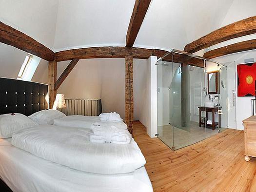 Hochsteg - Grande Deluxe Suite 2.Etage Extrabad (© Hotel Hochsteg Gütl)