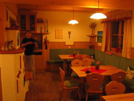 Genuß im Panoramafrühstücksraum