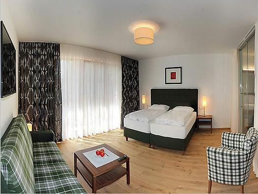 Hochsteg - Deluxe Zimmer 1 (© Hotel Hochsteg Gütl)