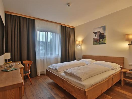 Doppelzimmer (© Hotel Wildschütz)