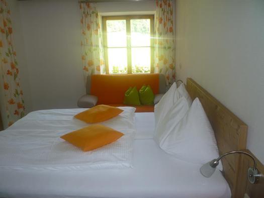 Schlafzimmer (© Familie Stöllinger)