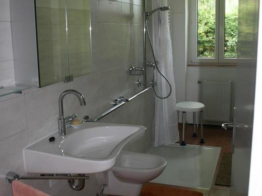 Badezimmer (© Christine Schmidjell)
