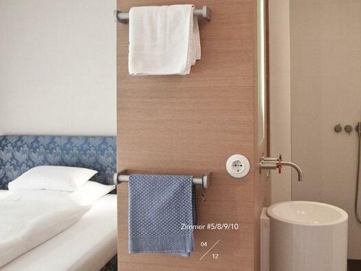 Einbettzimmer (© Hotel-Restaurant Mühltalhof)