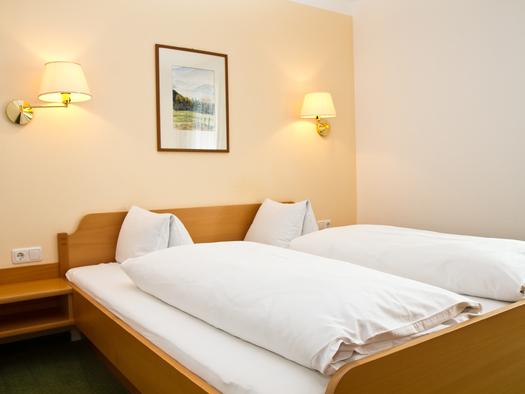 Appartement Hotel Bramosen Schlafzimmer (© Hotel Bramosen)
