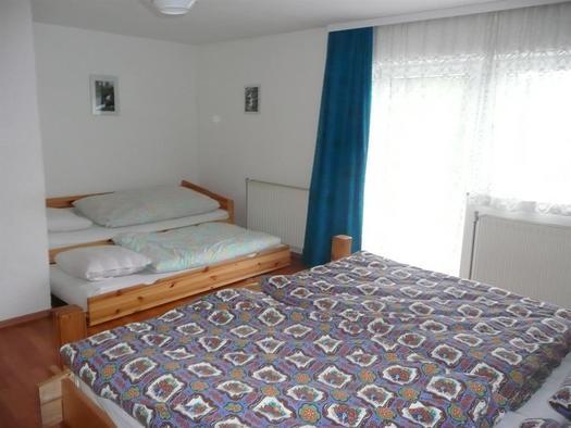 Zusatzbetten im Schlafzimmer (© Privat)