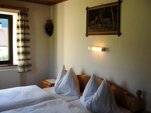 Doppelbettzimmer von Sommerwiese