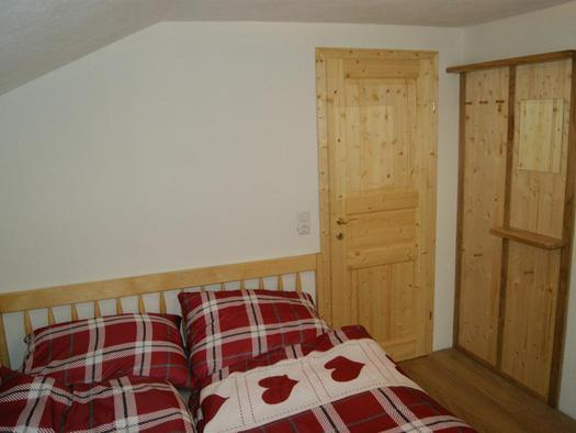 Schlafzimmer Kreitalm (© Kreitalm)