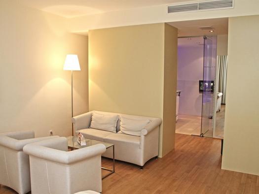 Junior Suite Design (© Hotel Hauser GmbH & Co KG)