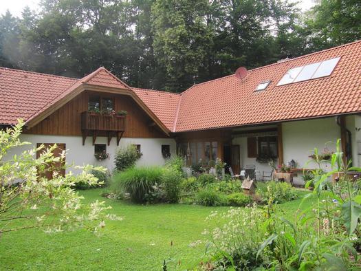 Landhaus  Sommer