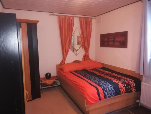 Schlafzimmer 1 (© Udo Musenbrock)