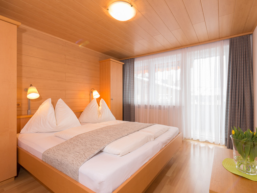 FEWO Sparberblick Schlafzimmer. (© Roland Dobetsberger)