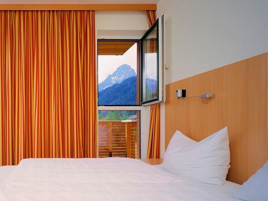Musterbild: Hotel Garni Wallner Hotelzimmer