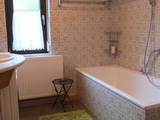 Badezimmer (© Ferienhaus in der Schlipfing)