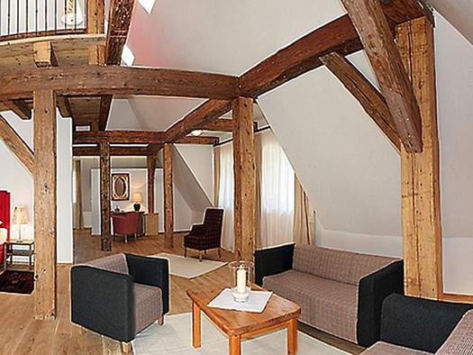 Hochsteg - Grande Deluxe Suite 5 (© Hotel Hochsteg Gütl)