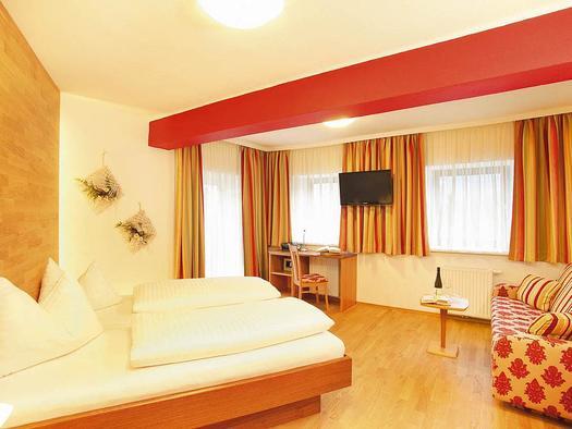 Klassik Zimmer (© Lanhotel Stockerwirt)