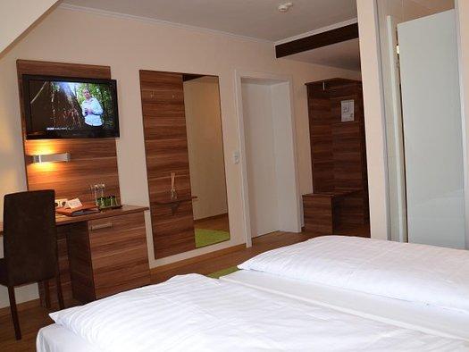 Familienzimmer 3 (© Hotel Haeupl)