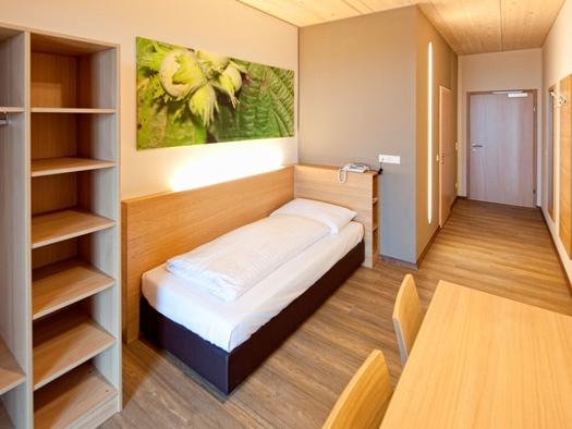 Zimmer der Schatz.Kammer - Burg Kreuzen in Bad Kreuzen. (© Burg Kreuzen Betriebs GmbH)