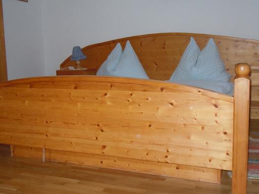Schlafzimmer fuer 2 Personen 1. (© Johanna Kiebler)