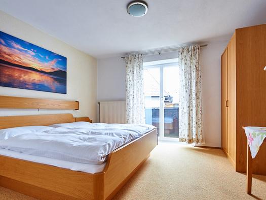 Schlafzimmer (© Marc Wagener)