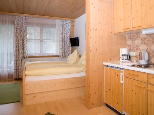 Ferienwohnung mit Bergblick & Balkon