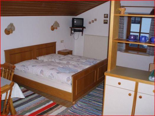 Kinderbett im Schlafbereich