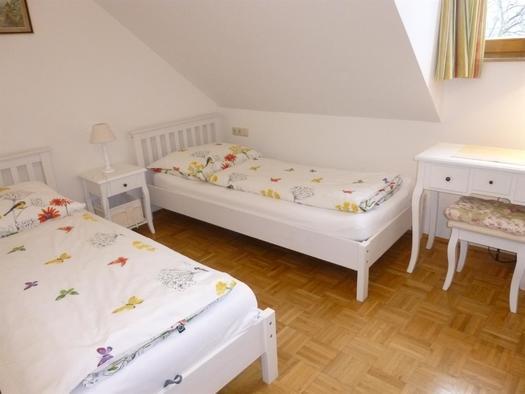 Schlafzimmer2 XL Apartment Wollstube (© berger)
