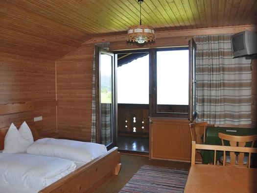 Dreibettzimmer in der Pension Nanga Parbat