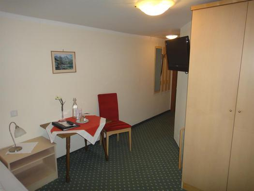 single room (© Gasthof Hintersee)