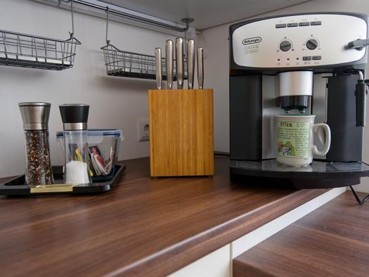 Kaffeemaschine (© Walter Schmidinger)