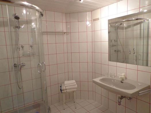 Badezimmer (© Ferienwohnung Mitteregger)